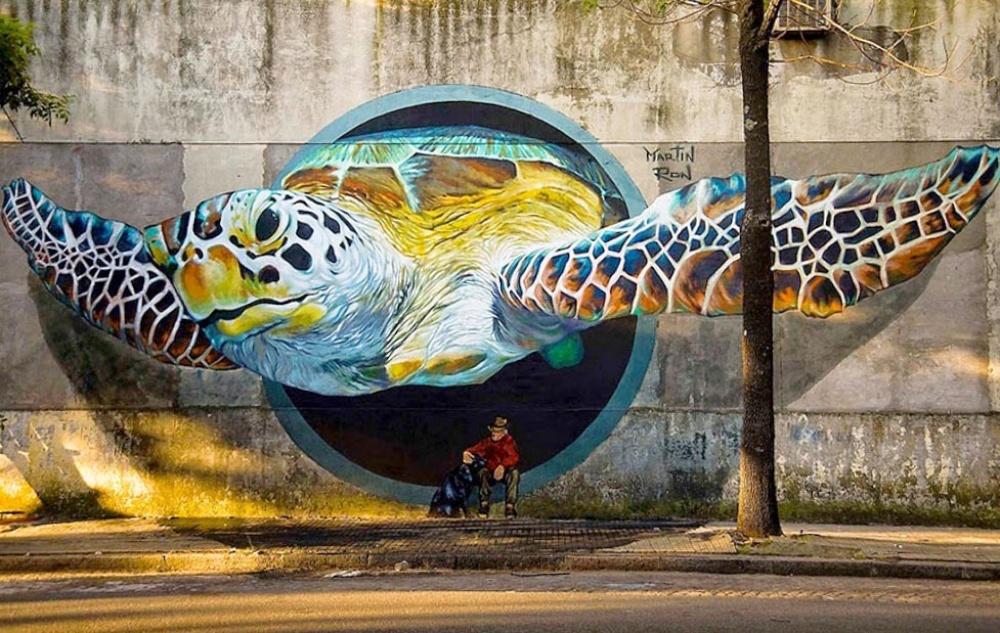 Μπουένος Άιρες, Αργεντινή, γκράφιτι