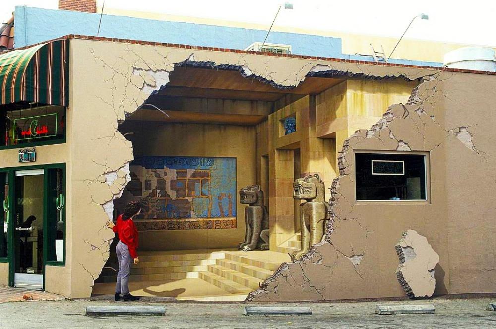 Καλιφόρνια, ΗΠΑ, γκράφιτι