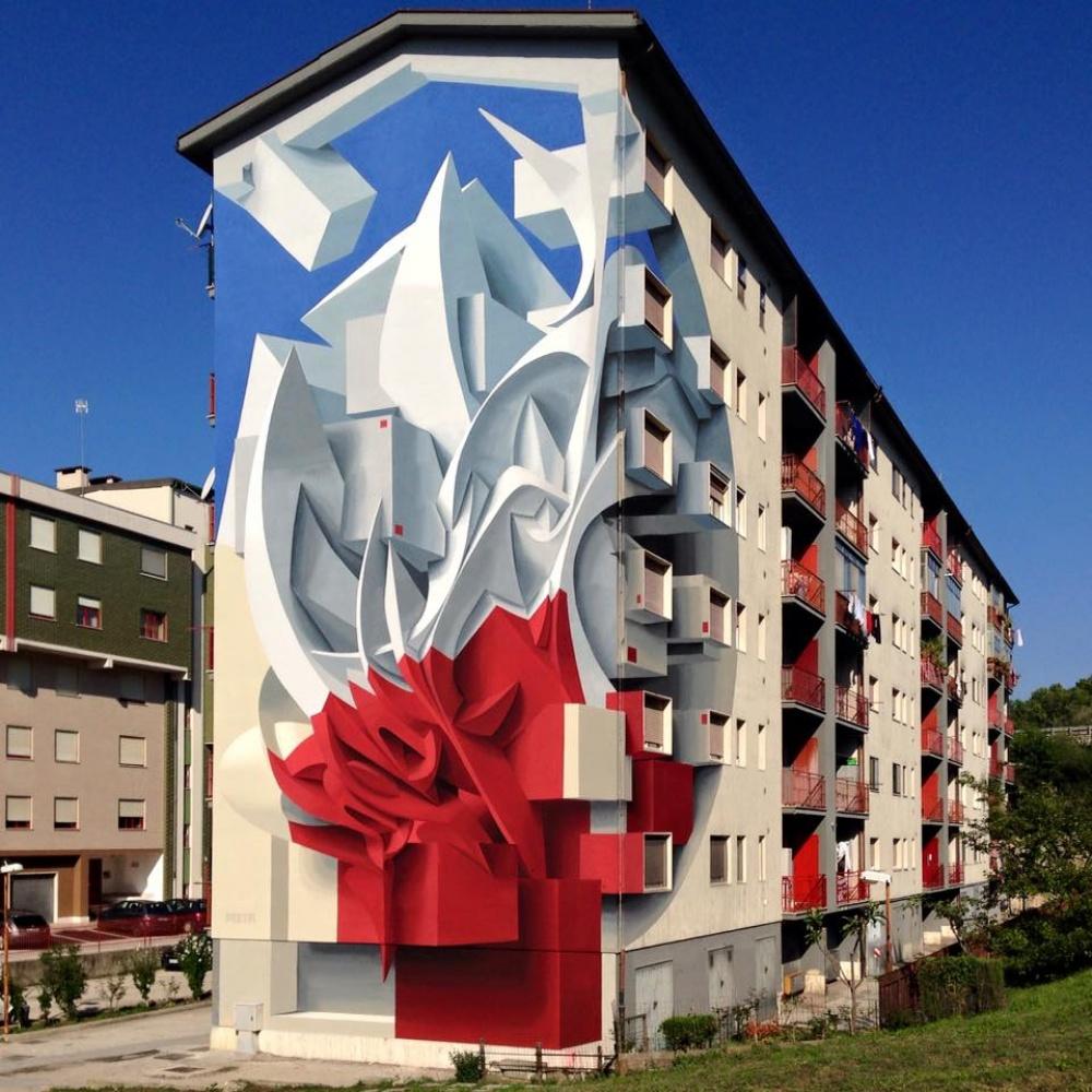 graffiti, Βενετία Ιταλία