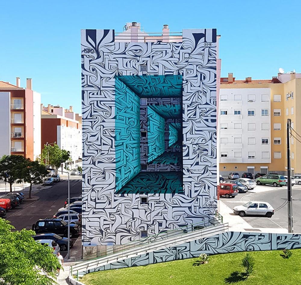 Λος Άντζελες, ΗΠΑ, γκράφιτι