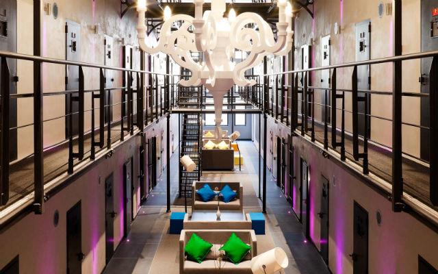 Ξενοδοχείο φυλακή στην Ολλανδία