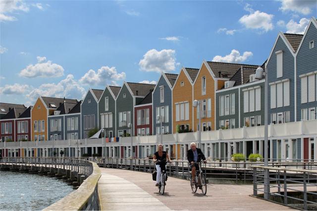 Πόλη στην Ολλανδία