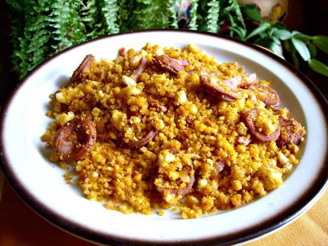 Μigas - ισπανικά φαγητά