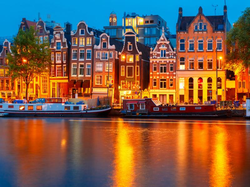 Ολλανδία, η χώρα του μέλλοντος! 7 λόγοι που θα σε κάνουν να μεταναστεύσεις στη χώρα της τουλίπας!