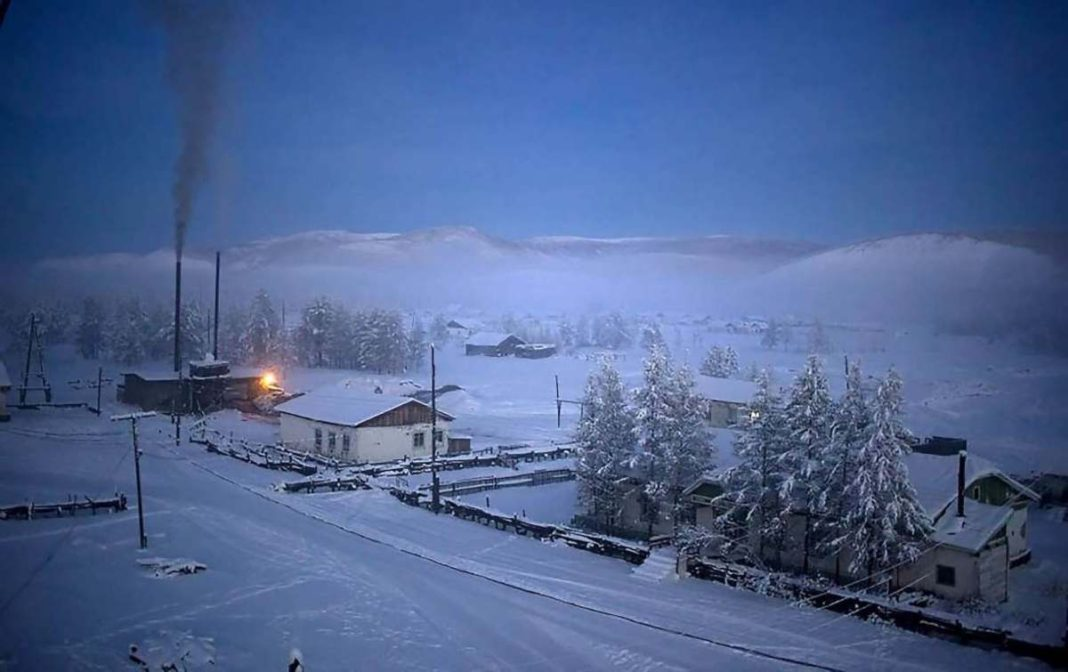 Oymyakon η πιο κρύα πόλη στον κόσμο
