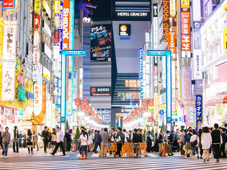 Το Τόκιο είναι στην κορυφή της λίστας για πιο instagrammable μέρη του κόσμου για το 2021