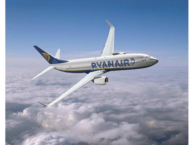Ασύλληπτη προσφορά: Η Ryanair τρελαίνει κόσμο με εισιτήρια μόνο με 5€!Κλείστε τώρα θέση!