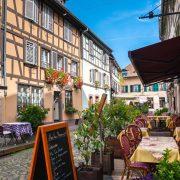 Στρασβούργο φαγητό
