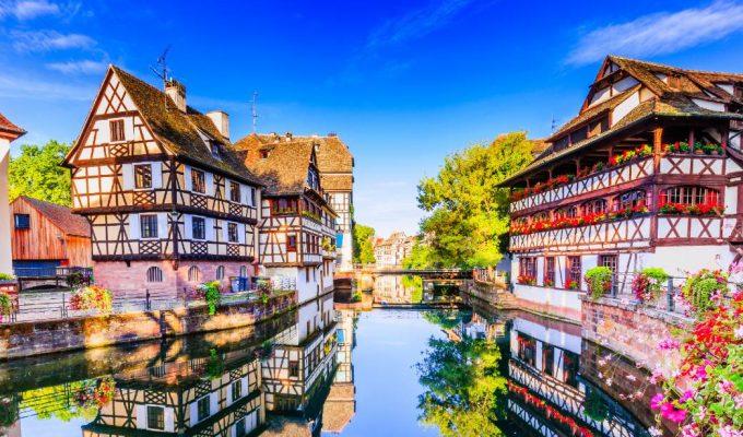Στρασβούργο ταξίδι - εμπειρίες