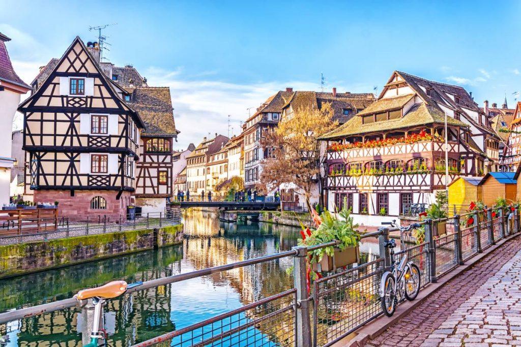Μικρή Γαλλία, Στρασβούργο