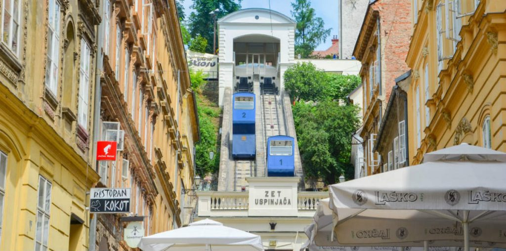 Τελεφερίκ Ζάγκρεμπ, Κροατία