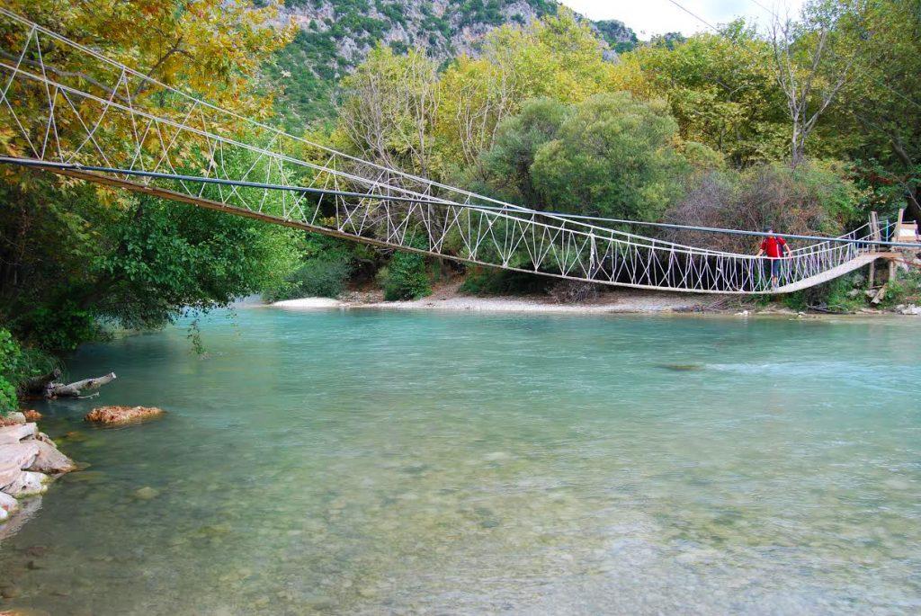 ποταμός αχέροντας στην Ήπειρο