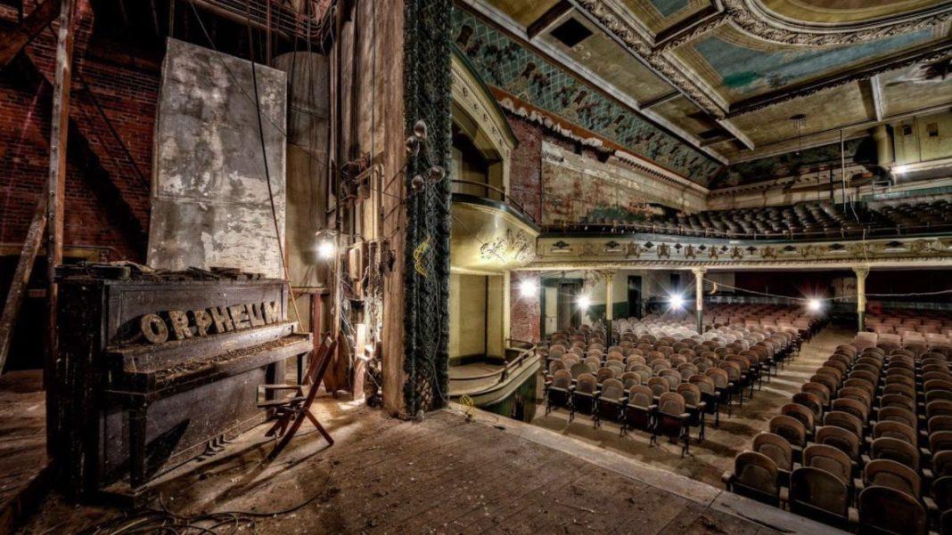 Εγκαταλελειμμένο θέατρο Orphrum, Μασαχουσέτη