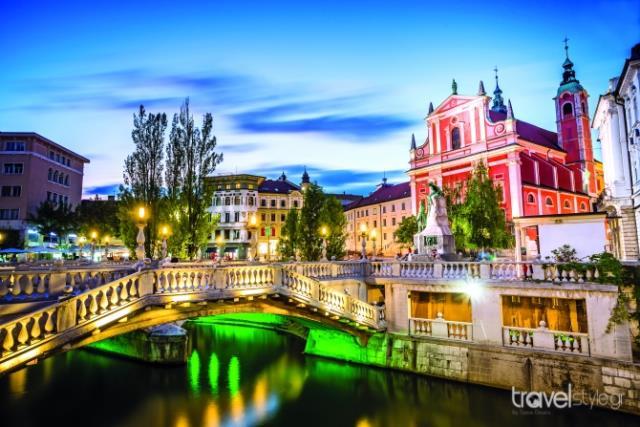 Λιουµπλιάνα, Σλοβενία