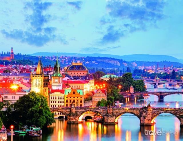 Πράγα, Τσεχία
