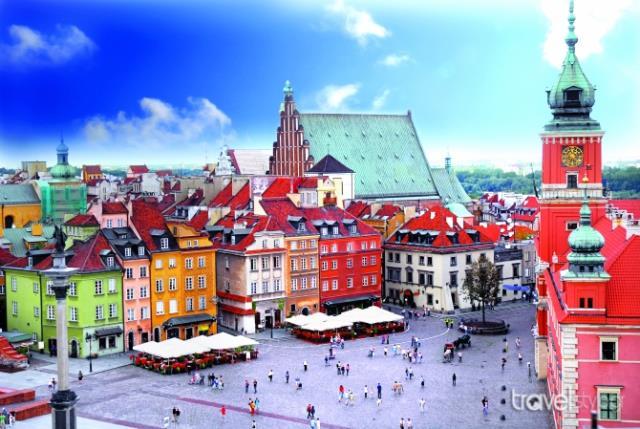 Βαρσοβία, Πολωνία