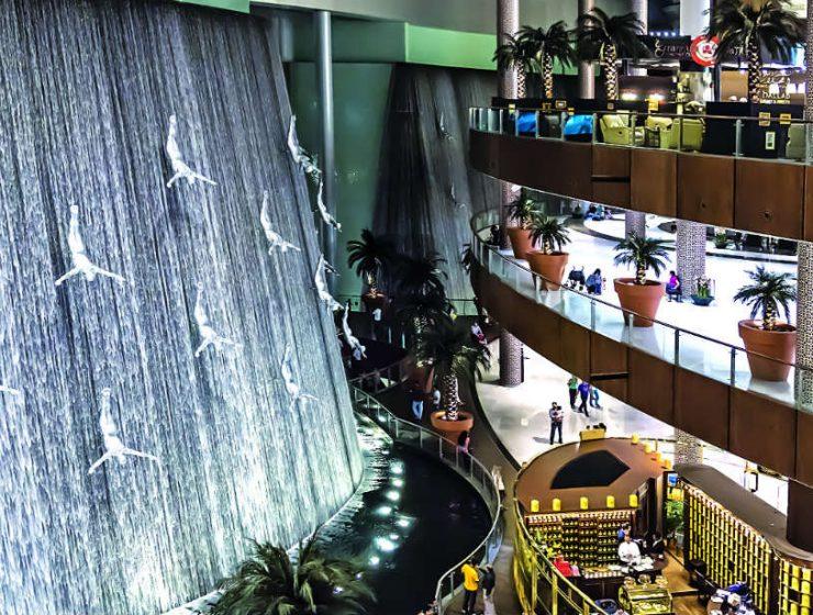 Θαυμάστε τα μεγαλύτερα και πιο εντυπωσιακά εμπορικά κέντρα στον κόσμο! - Dubai Mall