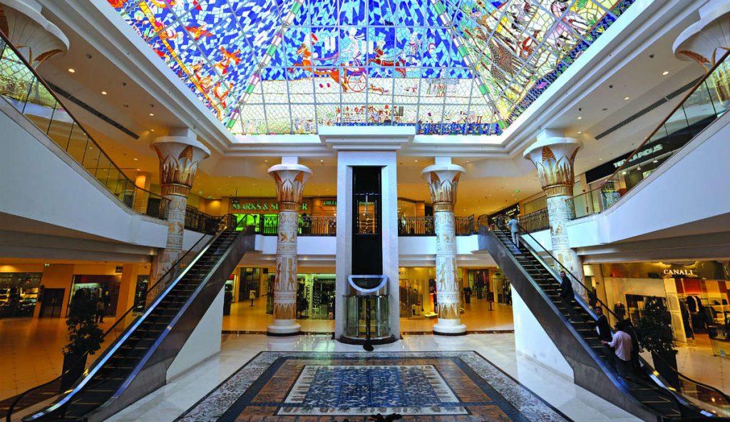 Wafi Mall, Ντουµπάι