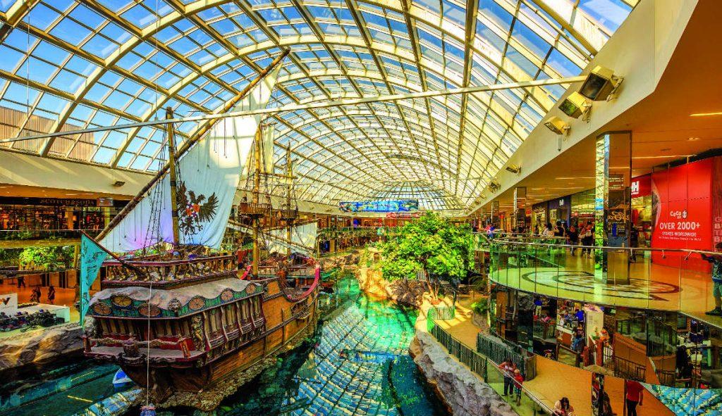 West Edmonton Mall, Αλµπέρτα, Καναδάς