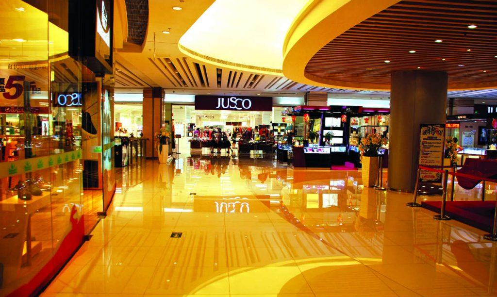 New South China Mall - εμπορικά κέντρα