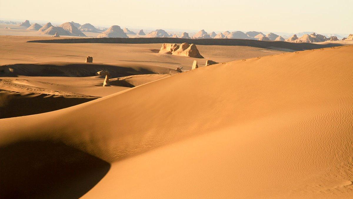 Έρημος Lut (Ιράν)