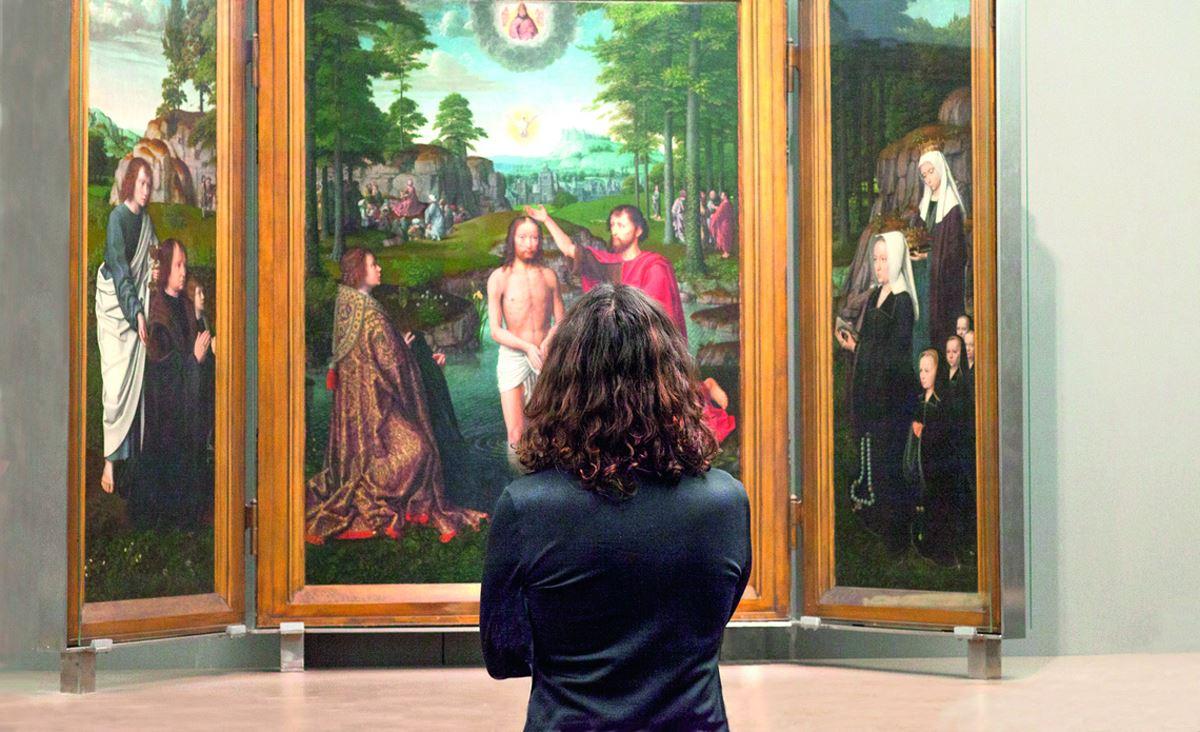 Μουσείο Καλών Τεχνών, Μπριζ