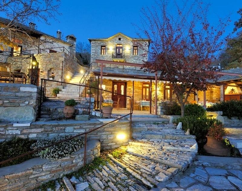 Πάρτε τα βουνά: Απόδραση στα πιο ονειρεμένα χωριά της Ελλάδας ...