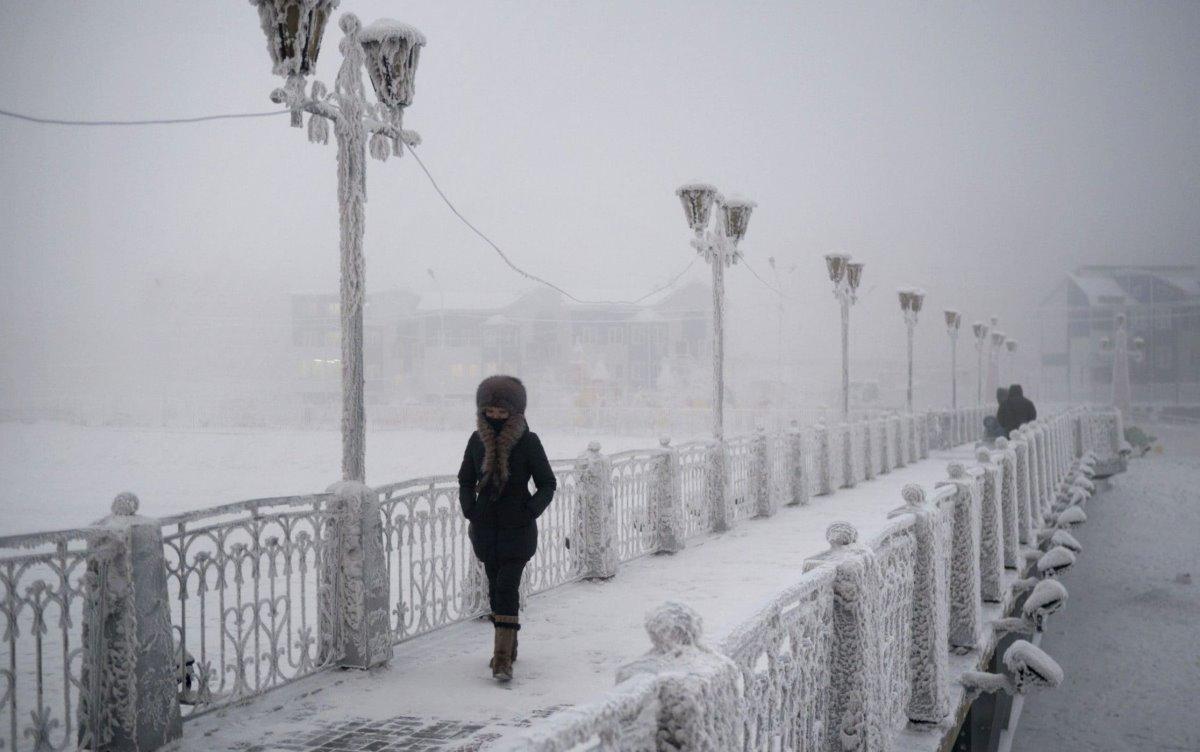 Το πιο κρύο κατοικήσιμο μέρος είναι στη Ρωσία