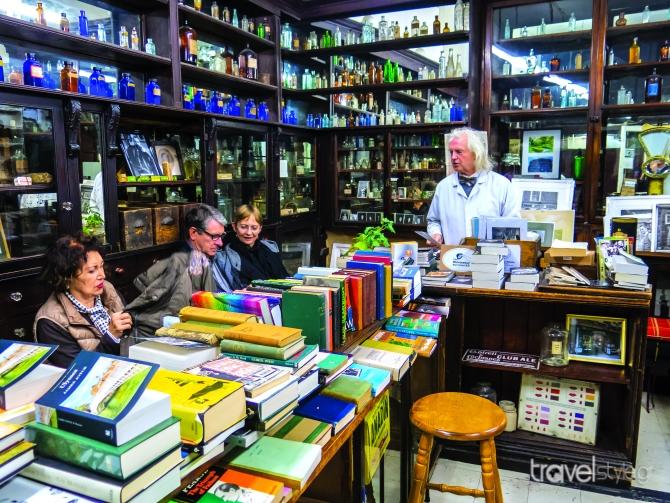 Sweny's Pharmacy - Δουβλίνο
