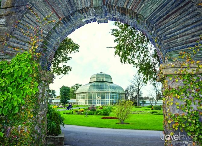 Εθνικός Βοτανικός Κήπος - Δουβλίνο