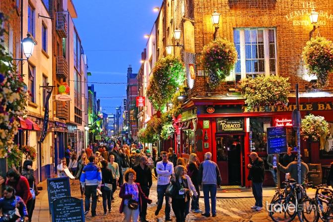μαγαζιά Δουβλίνο