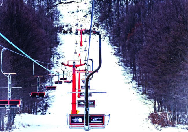 Χιονοδρομικό κέντρο 3-5 Πηγάδια icons