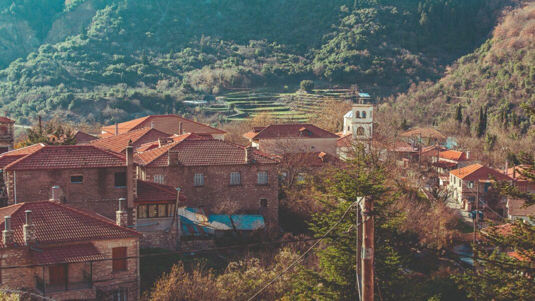 Χωριά Ευρυτανίας
