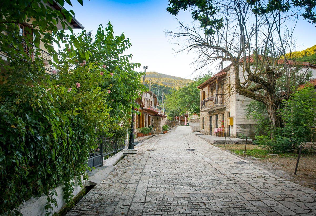 Ζαρούχλα, Ορεινή Αχαΐα