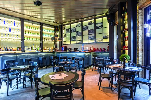E Bar Restaurant Αράχωβα διασκέδαση