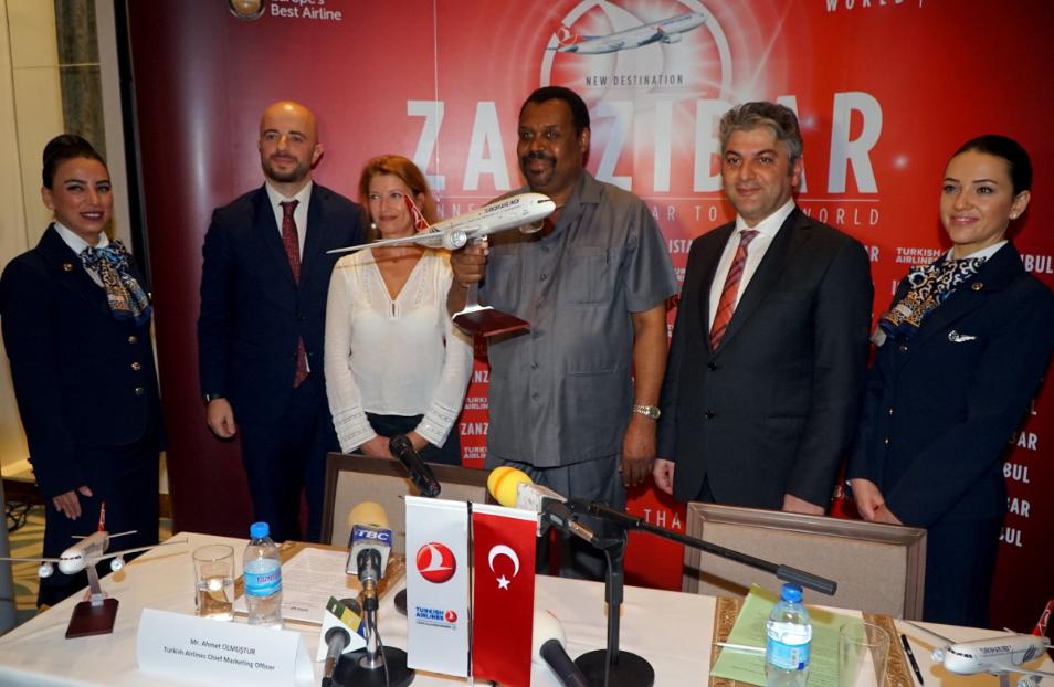 Εγκαίνια για απευθείας πτήσεις από την Turkish Airlines - Δείτε προς ποιον μαγευτικό προορισμό! (Photos)