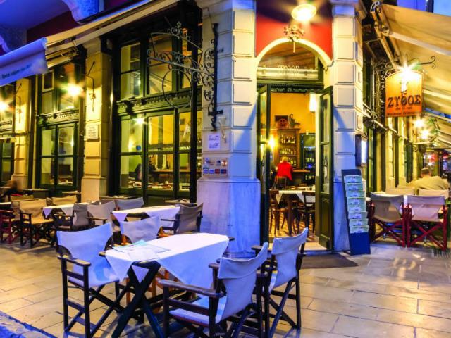 Ζύθος Θεσσαλονίκη - ιστορικό στέκι - ταβέρνα