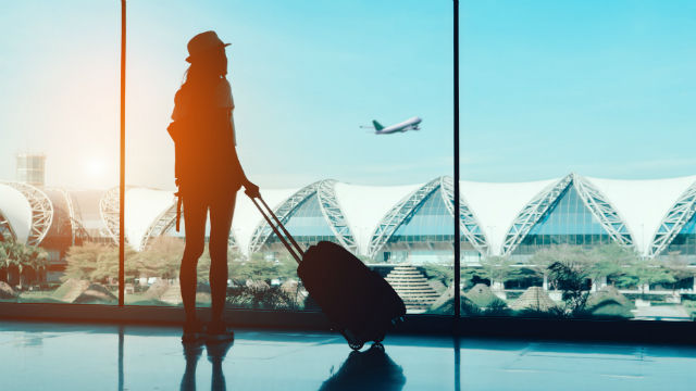 Ταξίδι - αεροδρόμιο