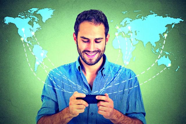 Δεδομένα κινητής τηλεφωνίας