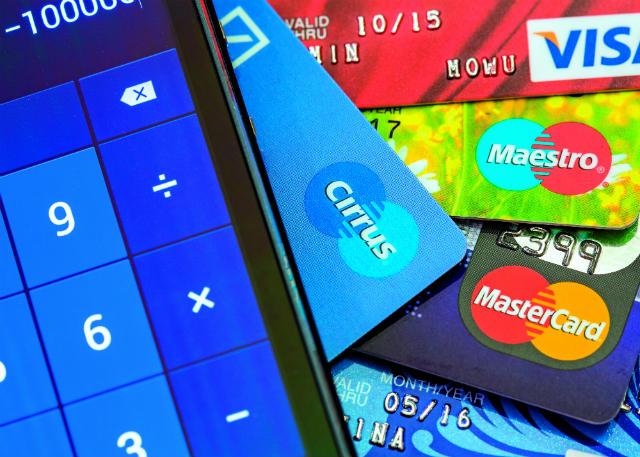 Πληρωμή με κάρτα στο εξωτερικό