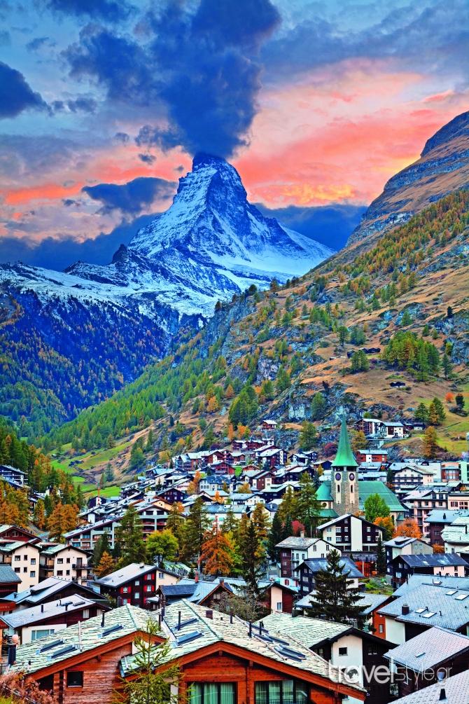Zermatt, Valais