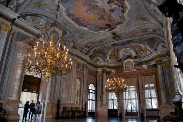Βενετία: Παλάτι και Μουσείο Ca' Rezzonico