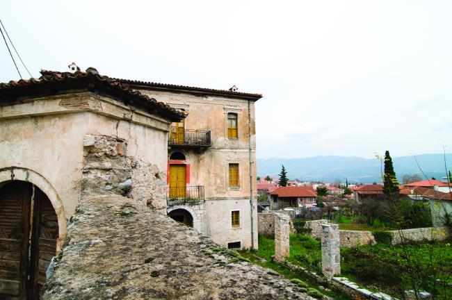 Αμφίκλεια - Παρνασσός χωριά