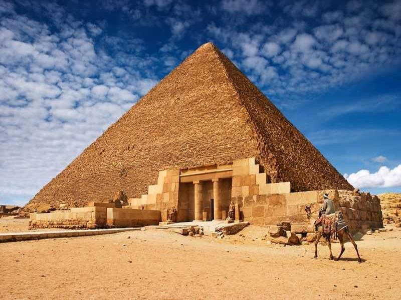 Αποτέλεσμα εικόνας για Μεγάλη Πυραμίδα της Γκίζας