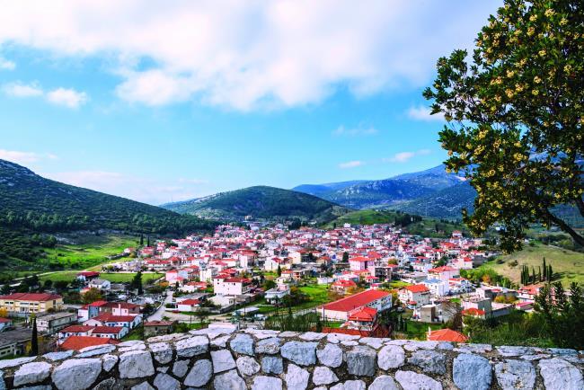 Δίστομο - Παρνασσός χωριά