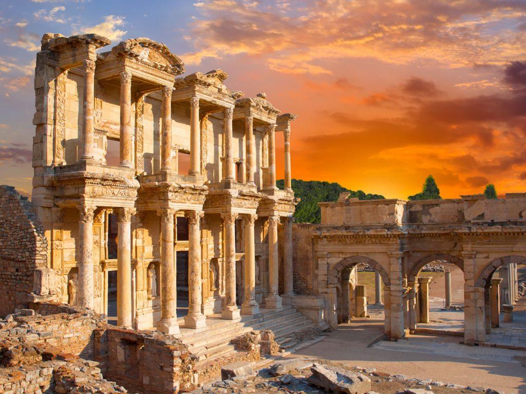 Αρχαία πόλη, Έφεσος