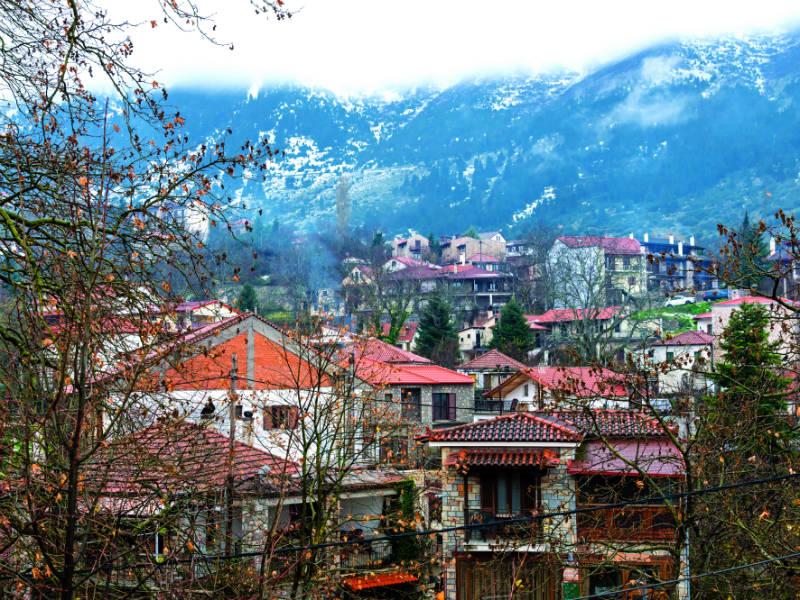 Τα χωριά του Παρνασσού που πρέπει οπωσδήποτε να επισκεφθείτε το χειμώνα και όχι μόνο!