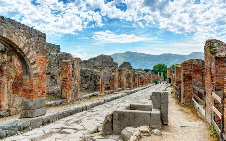 8 πληροφορίες που δε γνωρίζατε για την Πομπηία