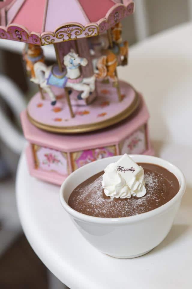 Πορτατίφ σοκολάτα