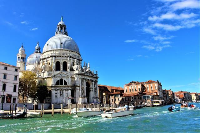 Βενετία - Santa Maria della Salute